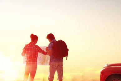 Road trip organisé : nourrissez un carnet de voyage unique