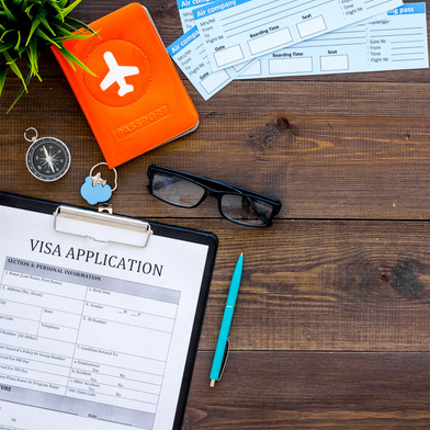 Une agence de voyages qui se chargera de votre visa